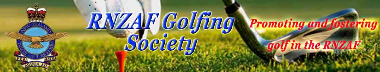 RNZAF Golfing Society